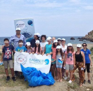Skiathos is on its way to reducing plastic bags